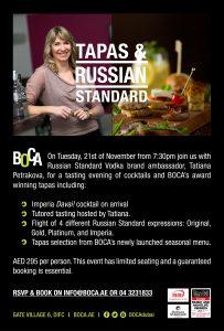 Russian Standard Flyer