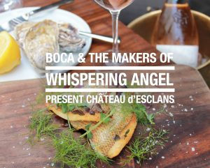 Whispering Angel Flyer - square